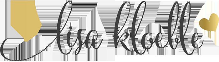Blog Signature - Lisa Kloeble